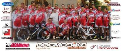 Sponsorizzazione Dogma Bike ciclismo Punto Servizi Kipoint S Giuseppe Vesuviano